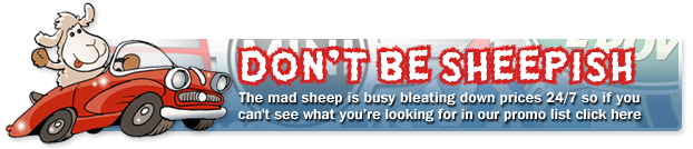 Don't be sheepish - get a quote