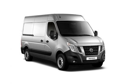 Lease Nissan NV400 HGV van leasing