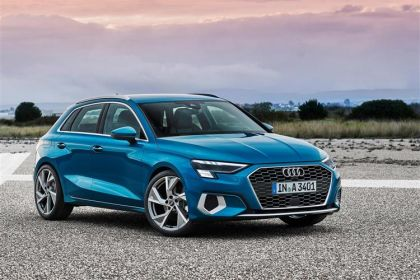 Audi A3 Hatchback 30 Sportback 5Dr 1.0 TFSI 110PS Technik 5Dr Manual [Start Stop]