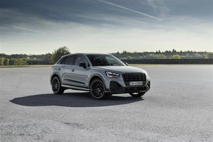 Audi Q2 SUV 35 SUV 5Dr 1.5 TFSI CoD 150PS Black Edition 5Dr S Tronic [Start Stop]