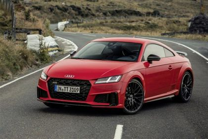 Audi TT Coupe RS Coupe quattro 2.5 TFSI 400PS Vorsprung 3Dr S Tronic [Start Stop]