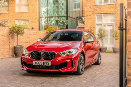 BMW 1 Series Hatchback 118 Hatch 5Dr 1.5 i 136PS M Sport 5Dr Manual [Start Stop] [Pro]