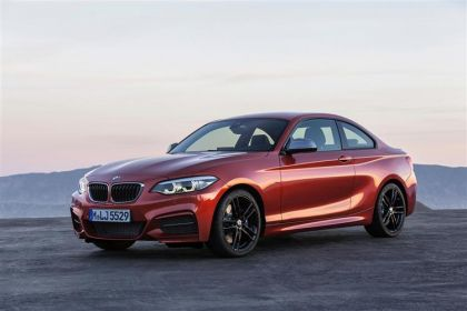 BMW 2 Series Coupe 218 Coupe 2.0 d 150PS SE 2Dr Auto [Start Stop]