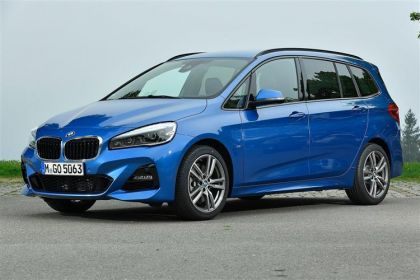 BMW 2 Series Tourer MPV 218 Gran Tourer 1.5 i 136PS SE 5Dr Manual [Start Stop]