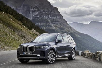 BMW X7 SUV M50 xDrive SUV 4.4 i V8 530PS  5Dr Auto [Start Stop] [7Seat]