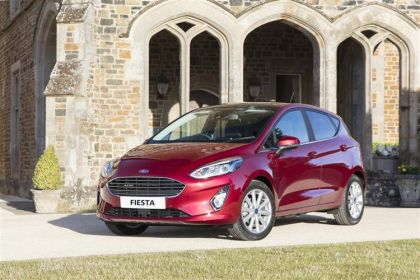 Ford Fiesta Hatchback Hatch 5Dr 1.0 T EcoBoost MHEV 155PS Titanium 5Dr Manual [Start Stop]