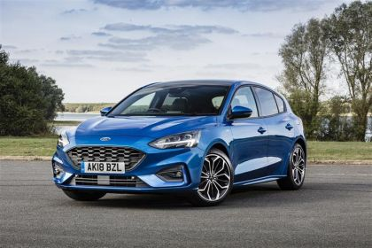 Ford Focus Hatchback Hatch 5Dr 2.0 EcoBlue 150PS Titanium Edition 5Dr Auto [Start Stop]
