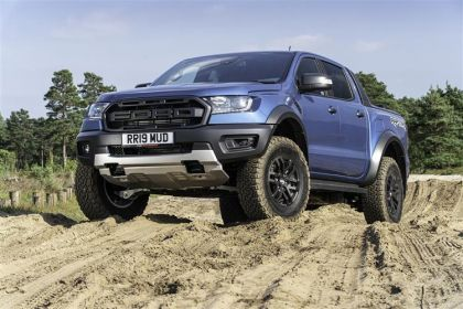 Ford Ranger Pickup PickUp Double Cab 4wd 2.0 EcoBlue 4WD 170PS Limited Pickup Double Cab Auto [Start Stop]