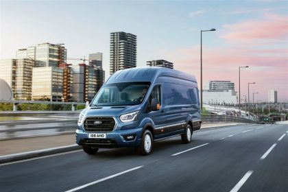 Ford Transit Tipper 350 L2 RWD 2.0 EcoBlue RWD 170PS Leader Tipper Manual [Start Stop] [3Way 1Stop]