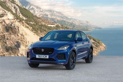 Jaguar E-PACE SUV SUV 2.0 d 163PS R-Dynamic S 5Dr Manual [Start Stop]
