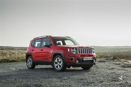Jeep Renegade SUV SUV 1.3 GSE T4 150PS Night Eagle 5Dr DDCT [Start Stop]