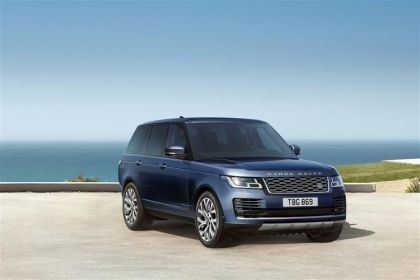 Land Rover Range Rover SUV SUV 3.0 D MHEV 300PS Vogue 5Dr Auto [Start Stop]