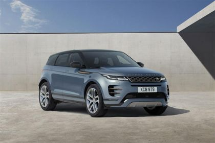 Land Rover Range Rover Evoque SUV SUV 5Dr FWD 2.0 D 163PS R-Dynamic S 5Dr Manual [Start Stop]