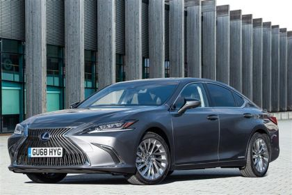 Lexus ES Saloon 300h Saloon 2.5 h 218PS F-Sport 4Dr E-CVT [Start Stop] [without Nav]