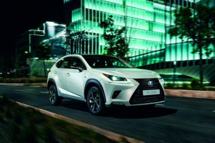 Lexus NX SUV 300h SUV 2.5 h 197PS NX 5Dr E-CVT [Start Stop] [17in]