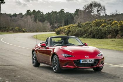 Mazda MX-5 Convertible Convertible 1.5 SKYACTIV-G 132PS SE-L 2Dr Manual [Start Stop]