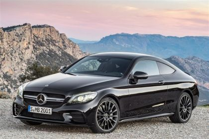 Mercedes-Benz C Class Coupe C200 Coupe 1.5 MHEV 198PS AMG Line Edition Premium 2Dr G-Tronic+ [Start Stop]