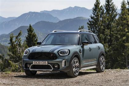 MINI Countryman SUV Cooper 2.0 D 150PS Exclusive 5Dr Auto [Start Stop] [Comfort Nav Plus]