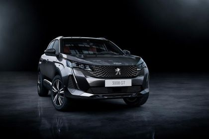 Peugeot 3008 SUV SUV HYBRID 1.6 PHEV 13.2kWh 225PS Allure 5Dr e-EAT [Start Stop]