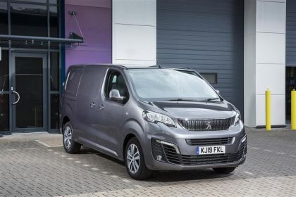 Peugeot Expert Van Standard 1400Kg 2.0 BlueHDi FWD 120PS Professional Van Manual [Start Stop]