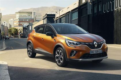 Renault Captur SUV SUV 1.3 TCe 140PS Iconic 5Dr Manual [Start Stop]