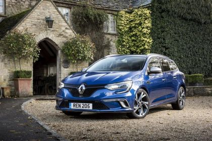 Renault Megane Estate Sport Tourer 1.5 Blue dCi 115PS RS Line 5Dr EDC [Start Stop]