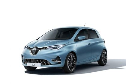 Renault Zoe Hatchback Hatch 5Dr E R135 52kWh 100KW 134PS i Iconic Rapid Charge 5Dr Auto