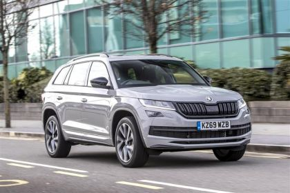 Skoda Kodiaq SUV SUV 1.5 TSi ACT 150PS Edition 5Dr DSG [Start Stop] [7Seat]