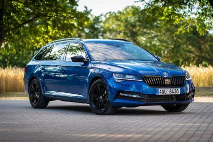 Skoda Superb Estate Estate 2.0 TDi 150PS SportLine Plus 5Dr DSG [Start Stop]