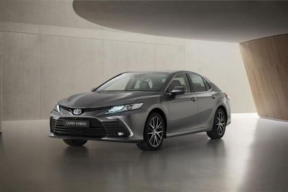 Toyota Camry Saloon Saloon 2.5 VVT-h 218PS Design 4Dr CVT [Start Stop]