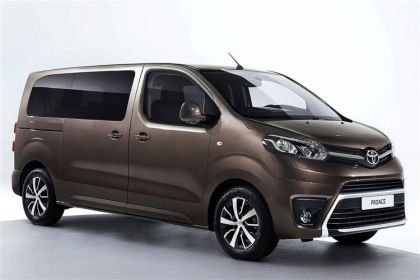 Toyota PROACE Verso MPV Long 2.0 D FWD 140PS Shuttle MPV Manual [Start Stop] [9Seat]