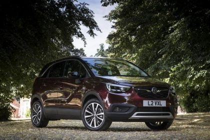 Vauxhall Crossland X SUV SUV 1.2 Turbo 130PS SRi Nav 5Dr Auto [Start Stop]