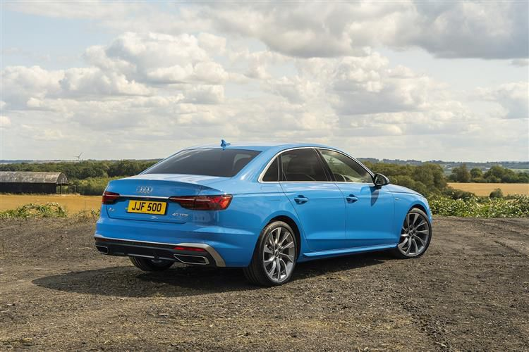 Audi A4 35 Saloon 4Dr 2.0 TFSI 150PS Sport Edition 4Dr Manual [Start Stop]