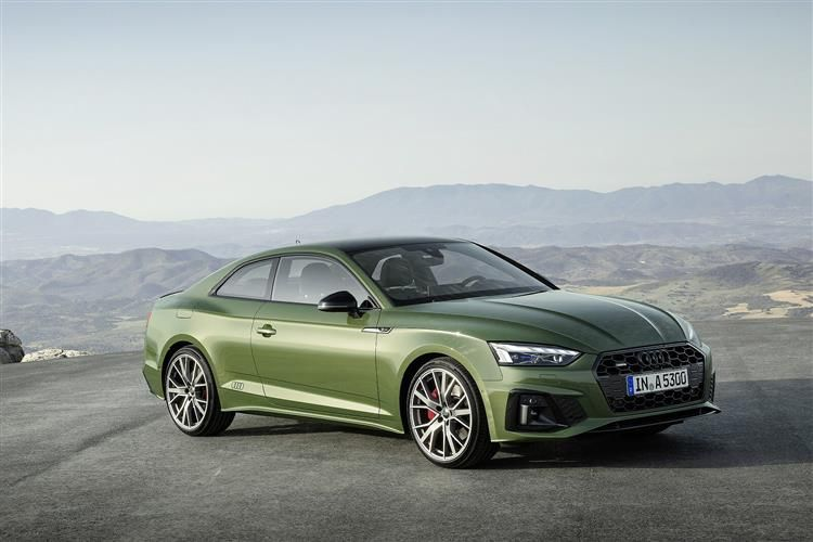 Audi A5 35 Coupe 2Dr 2.0 TDI 163PS Sport 2Dr S Tronic [Start Stop]