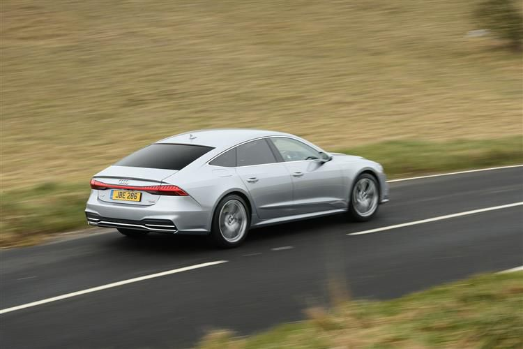 Audi A7 45 Sportback quattro 5Dr 3.0 TDI V6 245PS S line 5Dr S Tronic [Start Stop] [Comfort Sound]