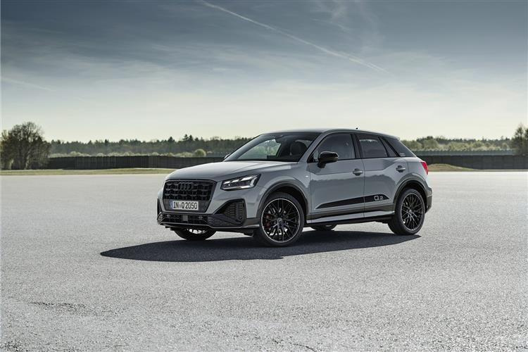 Audi Q2 35 SUV quattro 5Dr 2.0 TDI 150PS Black Edition 5Dr S Tronic [Start Stop] [Comfort Sound]