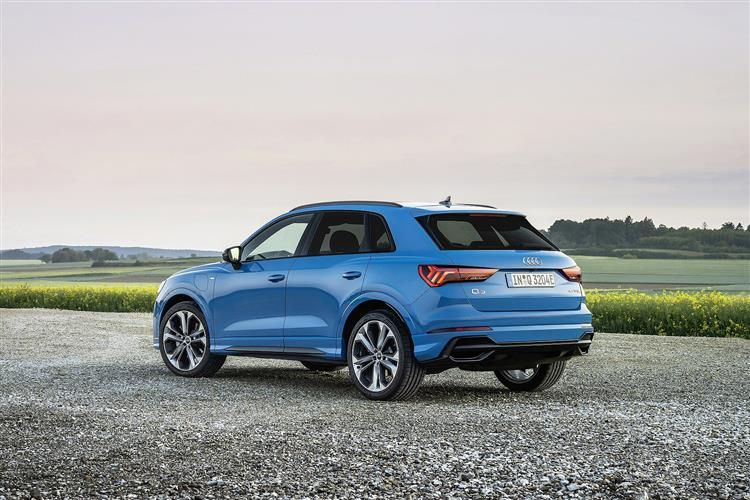 Audi Q3 35 SUV 5Dr 2.0 TDI 150PS S line 5Dr Manual [Start Stop] [Comfort Sound]