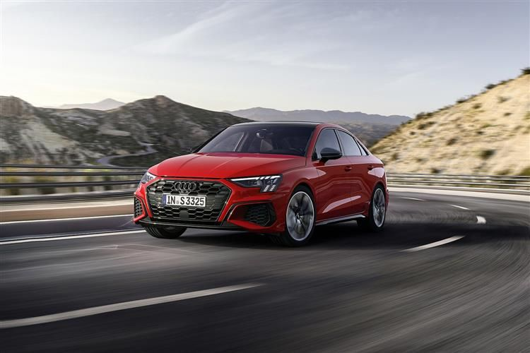 Audi A3 30 Saloon 4Dr 1.0 TFSI 110PS S line 4Dr Manual [Start Stop] [Comfort Sound]