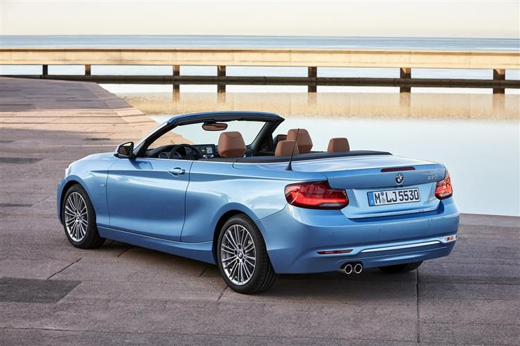 BMW 2 Series 220 Convertible 2.0 i 184PS M Sport 2Dr Auto [Start Stop]