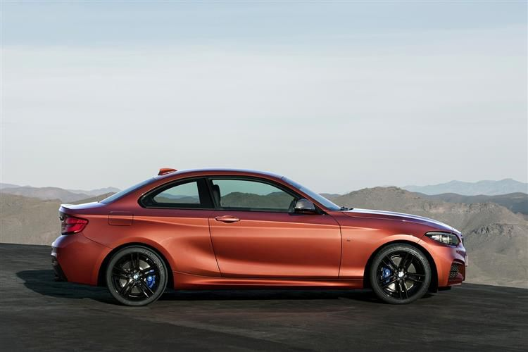 BMW 2 Series 220 Coupe 2.0 i 184PS Sport 2Dr Auto [Start Stop] [Tech II]