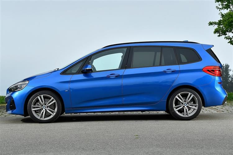 BMW 2 Series Tourer 218 Gran Tourer 2.0 d 150PS M Sport 5Dr Auto [Start Stop]