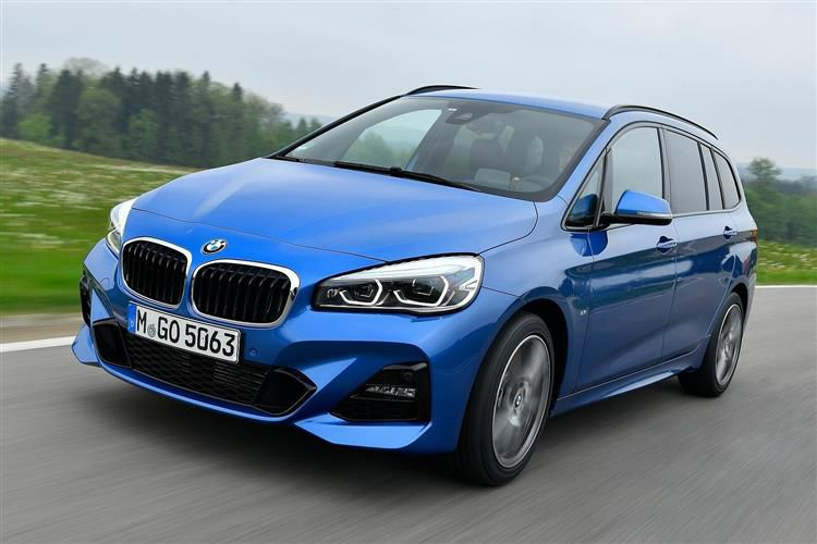BMW 2 Series Tourer 218 Active Tourer 1.5 i 140PS M Sport 5Dr Manual [Start Stop] [Tech]