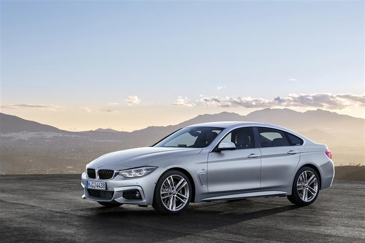 BMW 4 Series 430 xDrive Gran Coupe 3.0 d 258PS M Sport 5Dr Auto [Start Stop]