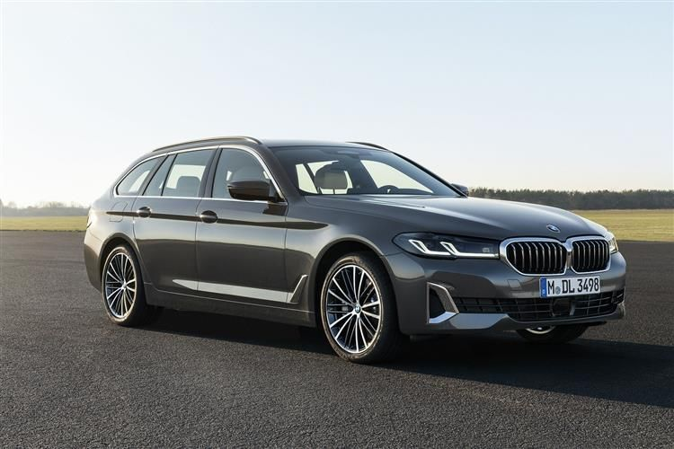 BMW 5 Series 520 xDrive Touring 2.0 d 190PS SE 5Dr Auto [Start Stop]