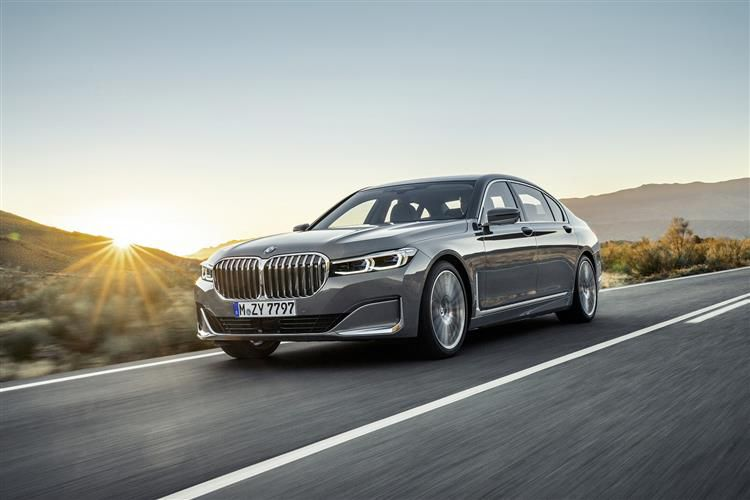 BMW 7 Series 740 Saloon 3.0 i 340PS  4Dr Auto [Start Stop]