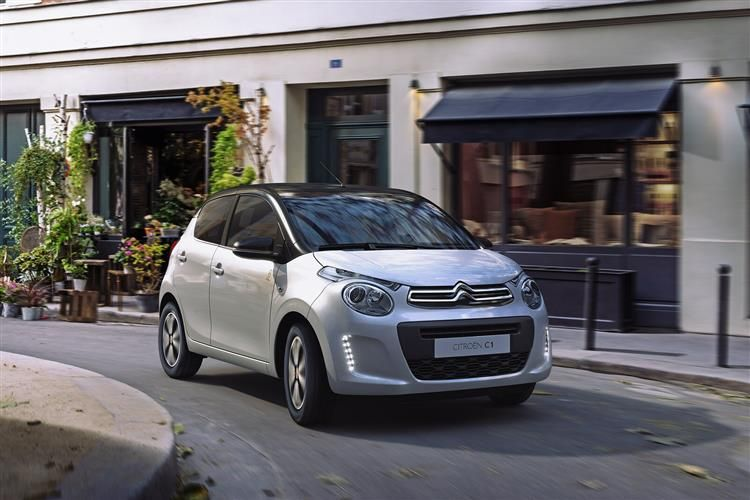 Citroen C1 Hatch 5Dr 1.0 VTi 72PS Shine 5Dr Manual [Start Stop]