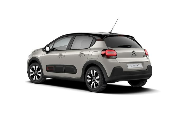 Citroen C3 Hatch 5Dr 1.2 PureTech 83PS Shine Plus 5Dr Manual [Start Stop]