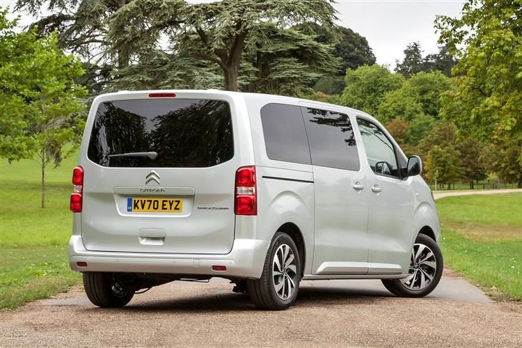 Citroen SpaceTourer e-SpaceTourer M 5Dr Elec 50kWh 100KW FWD 136PS Feel MPV Auto [8Seat 11kW Charger]