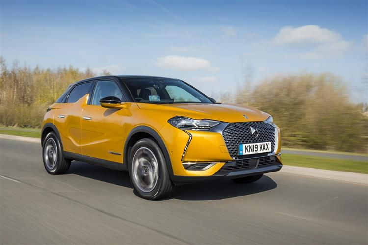 DS Automobiles DS 3 Crossback 5Dr 1.2 PureTech 100PS Performance Line 5Dr Manual [Start Stop]