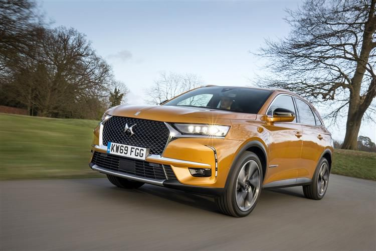 DS Automobiles DS 7 Crossback SUV 5Dr 1.6 E-TENSE PHEV 13.2kWh 225PS Performance Line + 5Dr EAT8 [Start Stop]